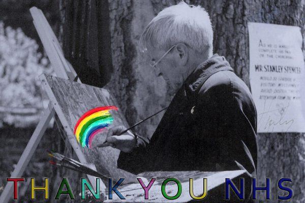 Stan Paints a Rainbow